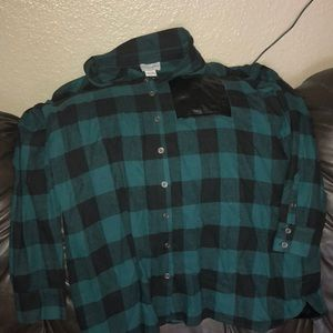 Other - Soft surroundings flannel long sleeve